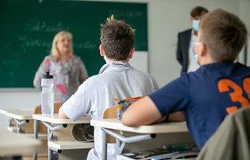 Artimiausi švietimo prioritetai: tikslinė programa mokytojams, brandos egzaminų pertvarka