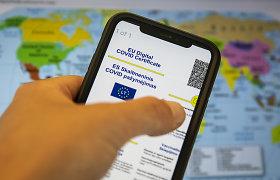 Svarbi informacija dėl ES žaliųjų pasų – dėl techninės klaidos 3 tūkst. jų suformuota blogai