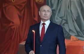 M.Galeotti: V.Putino hibridinis autoritarizmas virsta klasikiniu