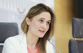 Viktorija Čmilytė-Nielsen: Prioritetas – reali, o ne popierinė pagalba nevaisingoms poroms