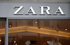 """""""Zara"""" savininkė """"Inditex"""" fiksavo atsigaunančius pardavimus"""