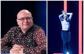 """Po atšauktos """"Eurovizijos"""" pasisakė A.Lukošius: """"Šių metų daina buvo geriausia Lietuvos istorijoje"""""""