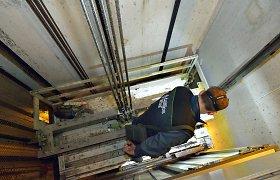 Sostinėje šįmet planuojama išjungti 40 liftų