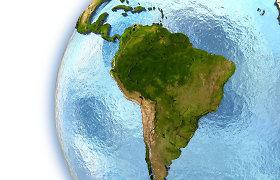 Testas prenumeratoriams: kaip gerai žinote Pietų Amerikos valstybių sostines?