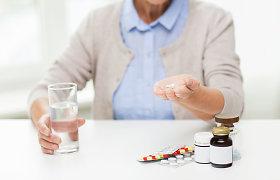 Siūloma peržiūrėti vaistų kompensavimo tvarką