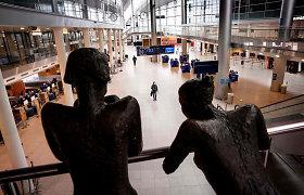 Kopenhagos oro uosto operatorė gali atleisti ketvirtadalį darbuotojų
