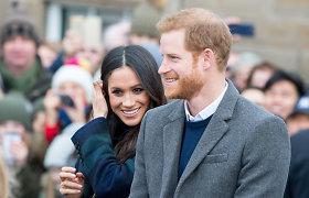 Princo Harry ir Meghan Markle dukros krikštynos vis dėlto vyks Kalifornijoje?