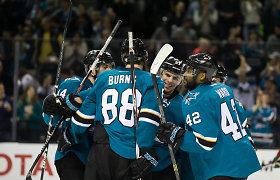 NHL lygoje – 25-a Dainiaus Zubraus komandos pergalė
