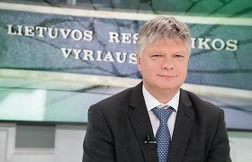 K.Navickas: pasiūlymą kandidatuoti į žemės ūkio ministrus gavau dešimtą ryto