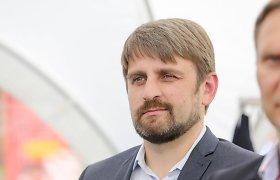 Konservatorius V.Urbonavičius traukiasi iš Vilniaus tarybos, suspenduoja narystę TS-LKD