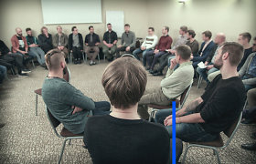 Vyrų projektas: apie ką jie kalba už uždarų durų ir kodėl reikia leisti sau būti pažeidžiamiems