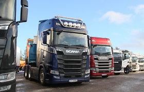 """""""Scania"""" ratus suka biodujos, elektra ir ekologiški ateities planai"""