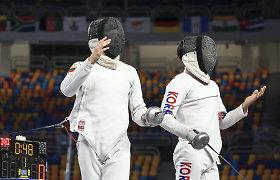 Šiuolaikinės penkiakovės pasaulio čempionato finale J.Kinderis pateko į 20-uką