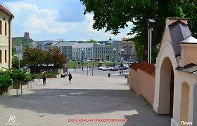 Verslininkai koreguos daugiabučio projektą sostinės Žygimantų gatvėje