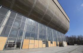 Vilniaus koncertų ir sporto rūmų istorija: kaip jie virto griuvena?