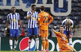 """Čempionų lyga: C.Ronaldo sugrįžimas į tėvynę prisvilo, o """"Borussia"""" triumfavo Ispanijoje"""