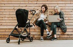 Kaip karantinas pakeitė besilaukiančių ir mažylius auginančių šeimų kasdienybę?