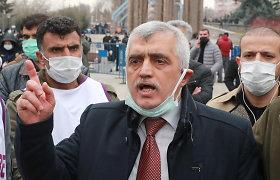 Turkijos Konstitucinis Teismas atsisakė nagrinėti mandato netekusio parlamentaro skundą