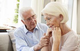 Nuo COVID-19 skiepo bando atbaidyti gąsdindami Parkinsono ir Alzheimerio ligomis