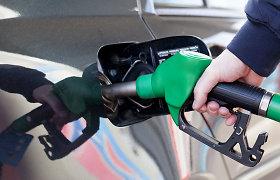 Degalų paklausa Latvijoje šiemet sumenko 8 proc.
