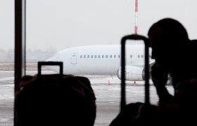 """Iš Kauno į Izraelį skridęs """"Ryanair"""" orlaivis dėl nedidelės problemos leidosi Sofijoje"""