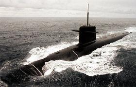 Prancūzija išbandė iš povandeninio laivo paleidžiamą balistinę raketą