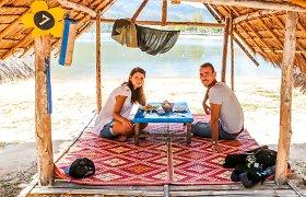 Simona vyrą sutiko Maroke ir laimę kuria Marijampolėje: svarbiausia – ne kur gyventi, o kad būtume kartu ten, kur gyvename