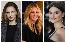 Testas nuo A iki Z: ar pažinsite bent 15 iš 22 garsių moterų – Holivudo aktorių?