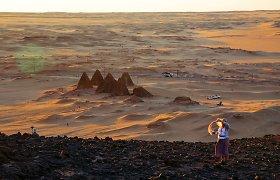 Sudano atradimai lietuvių akimis