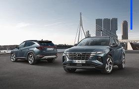 """""""Deals on Wheels"""". """"Hyundai"""" istorija: kaip iš statybų kompanijos tapo vienu iš automobilių lyderių"""