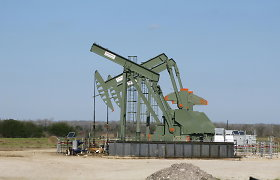 """Naftos kainos po JAV """"juodojo aukso"""" atsargų duomenų paskelbimo toliau traukia žemyn"""