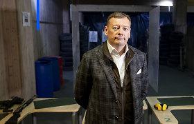 """Verslininkas V.Janulevičius apie stilių: """"Apranga gali padėti pelnyti pasitikėjimą"""""""