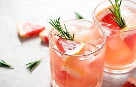 3 gaivūs nealkoholiniai kokteiliai: atgaivins kasdien, tiks ir Joninių šventei