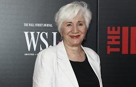 "Eidama 90 metus mirė ""Oskaro"" laureatė Olympia Dukakis"