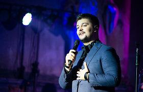 """Verslo planus vasarai kuriantis Dainotas Varnas pristato ir naują dainą: """"Išėjau iš komforto zonos"""""""