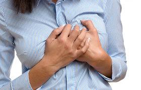 Prieširdžių virpėjimas – pavojinga liga. Kaip atpažinti širdies ritmo sutrikimą?