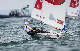 Ketvirtadienį Tokijo olimpinėse žaidynėse kovos trys Lietuvos sportininkai