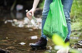 Pasaulyje valomos upės: Lietuvoje savanoriai tvarkys per 80 užterštų vietų