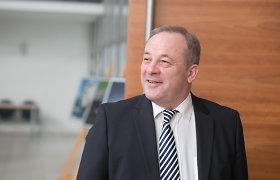 Korupcijos byloje nuteistam buvusiam Vilniaus vicemerui trejų metų laisvės atėmimo bausmė liko nepakeista
