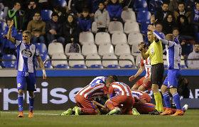 Fernando Torresas patyrė žiaurią galvos traumą, tačiau pavojus negresia