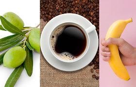 Klimato kaita kelia grėsmę maistui: gali nebelikti kavos, bananų, vynuogių ir alyvuogių