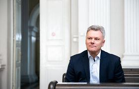 Kultūros viceministru siūlomas buvęs Kauno meras R.Mikaitis