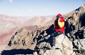 Svajojate kopti į kalnus? Patarimai iš alpinisto Tado Jeršovo lūpų