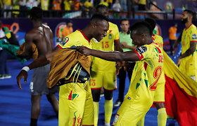 Afrikos čempionatas: 11 metrų baudinių drama ir lengvesnis Senegalo kelias
