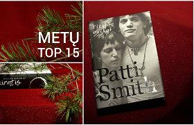 TOP 15: didžiausią įspūdį padariusios 2017 metų knygos