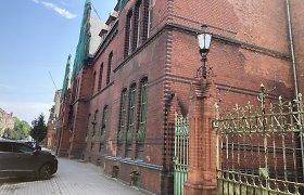 Klaipėdos pašte siūloma kurti F.W.Argelanderio meno ir mokslo centrą