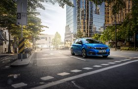 """""""Peugeot 308"""": atnaujintas dizainas ir daugiau technologijų"""