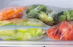 Gamtos gėrybių šaldymo sezonas: įvardijo greičio, temperatūros ir pakuočių subtilybes