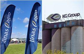 """Atskleista """"KG Group"""" įsigijimo suma: """"Linas Agro"""" už įmones suplojo 73 mln. eurų"""