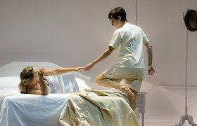 """Richardo Strausso opera """"Rožės kavalierius"""""""